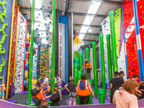SNAPS Clip 'n Climb Leeds Event tickets - SNAPS