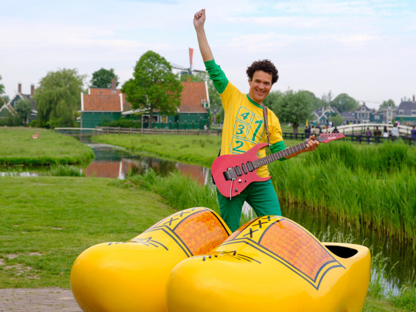 Dirk Scheele - In Holland staat een huis