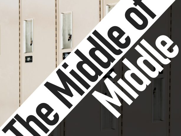 The Middle of Middle