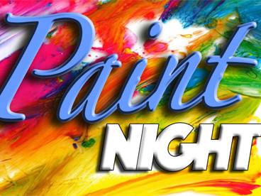 Adult Paint Night tickets - Playhouse