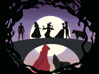 Into The Woods Jr. Event tickets - UMS Performing Arts