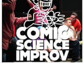 Comic Science Improv