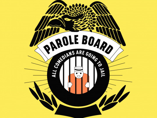 Parole Board tickets - Good Good Comedy Theatre