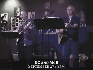 KC and McB