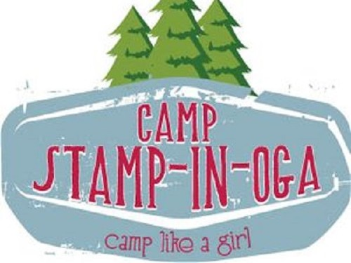 Winter Camp Stamp-In-Oga - Jan 21, 2017 Event tickets - Stinkin' Cute Cards