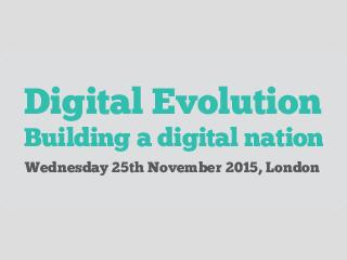 Digital Evolution Event tickets - Tinder Foundation