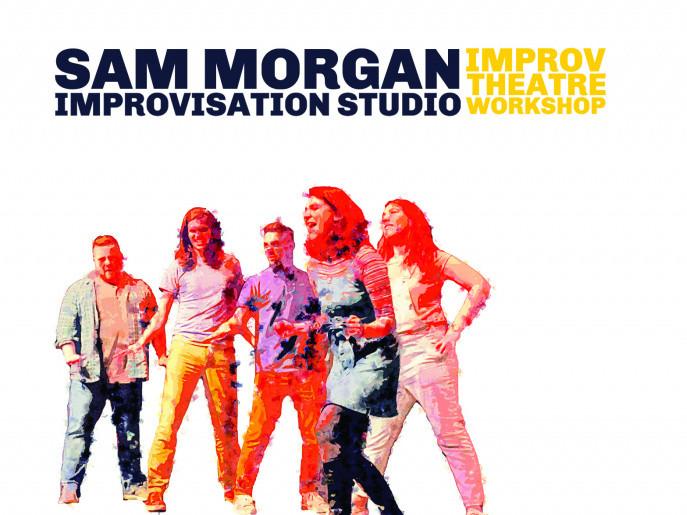 Sam Morgan Improvisation Studio