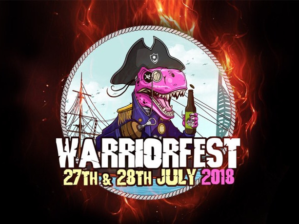 WarriorFest 2018 Event tickets - Staggeringly Good Brewery