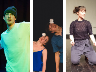 What Next - Saturday Triple Bill Event tickets - Dance Limerick