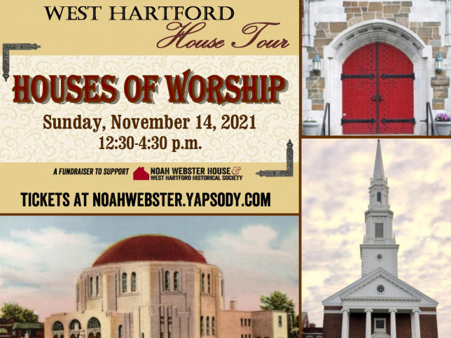 West Hartford Houses of Worship Tour