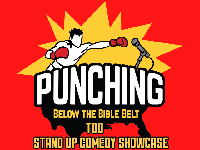 Punching, Too! Stand Up Comedy Show