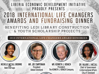 2018 International Life         Changers tickets - LEDI