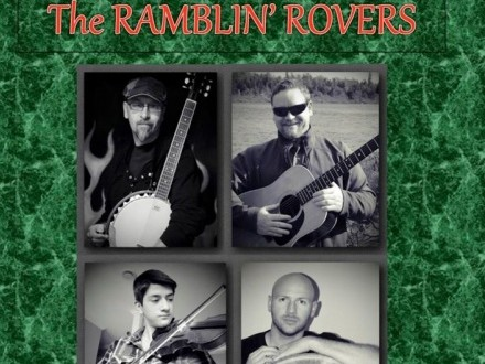 Ramblin' Rovers in Woody Point Event tickets - Gros Morne Summer Music