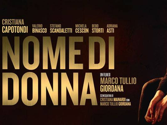 Nome di donna (feStivale 2018) tickets - San Diego Italian Film Festival
