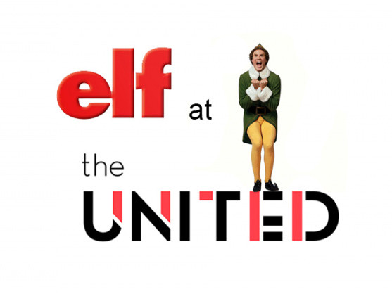 Elf at the United Event tickets - The United Theatre