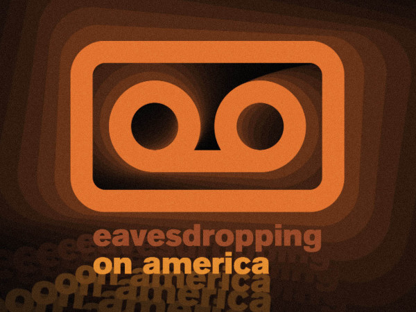 Eavesdropping on America LIVE tickets - Good Good Comedy Theatre