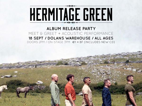 Hermitage Green Album Party