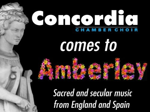 Concordia Comes to Amberley - May 2018 Event tickets - Concordia