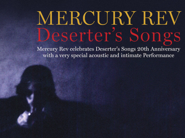 Mercury Rev Celebrates Deserter's Songs tickets - Dolans pub