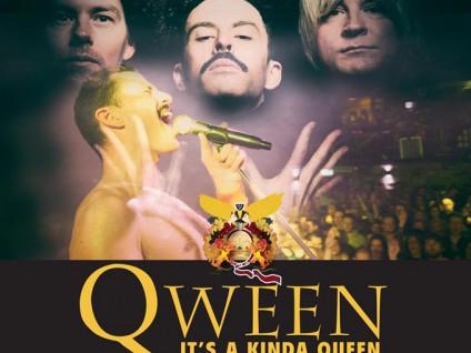Qween Event tickets - Dolans pub