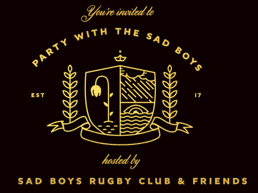 Party with the Sad Boys Event tickets - Good Good Comedy Theatre