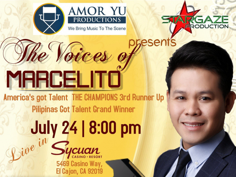 The Voices of Marcelito