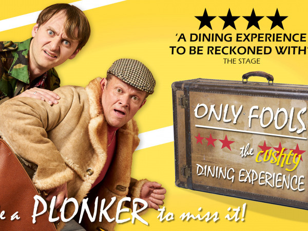Only Fools Cushty Experience Event tickets - Dolans pub
