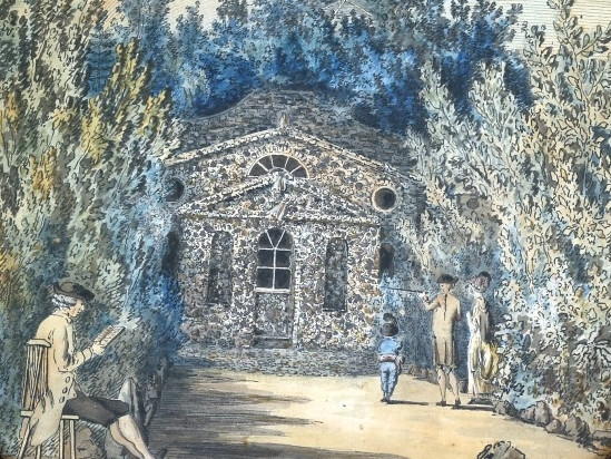 Scott of Amwell and his Grotto Event tickets - British Schools Museum