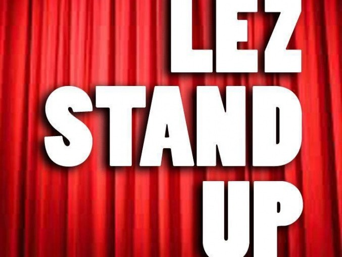 Lez Stand Up's Queer Pride Show! Event tickets - Lez Stand Up