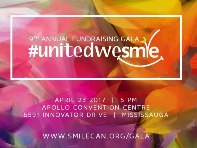 9th Annual Fundraising Gala Event tickets - #unitedwesmile