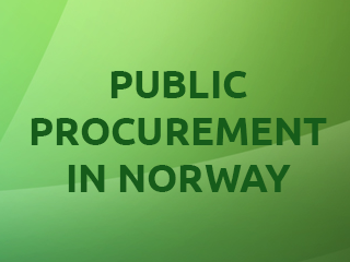 Public Procurement in Norway Event tickets - Oslo International Hub