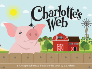CHARLOTTE'S WEB -- GPAA homeschool Event tickets - ForefrontArts
