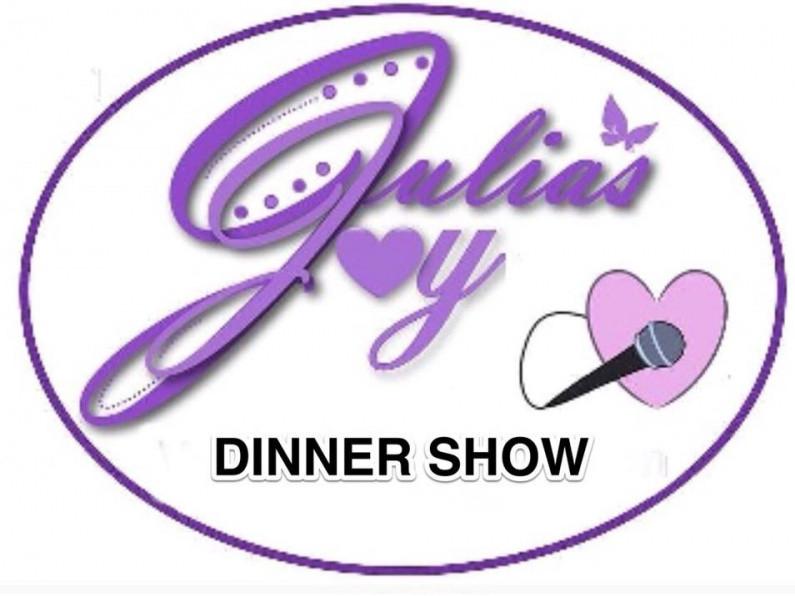 Julia's Joy Voice Idol Dinner Show Event tickets - PillarsofLightandLove