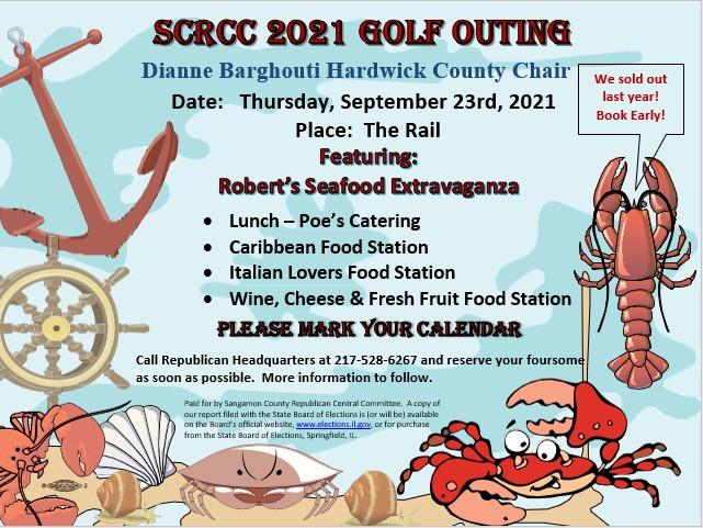 SCRCC 2021 Golf Outing