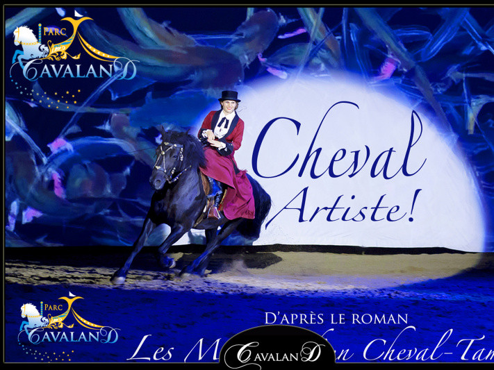 Spectacle Cheval-Artiste Event tickets - Parc Cavaland