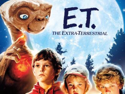 Movie Time E.T.