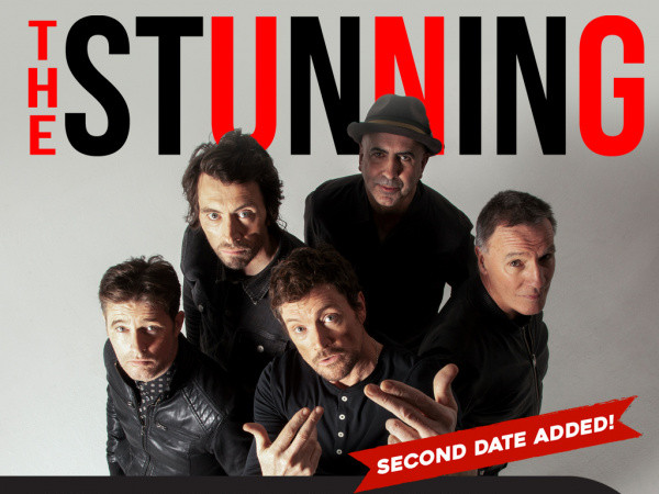 The Stunning New Date Added