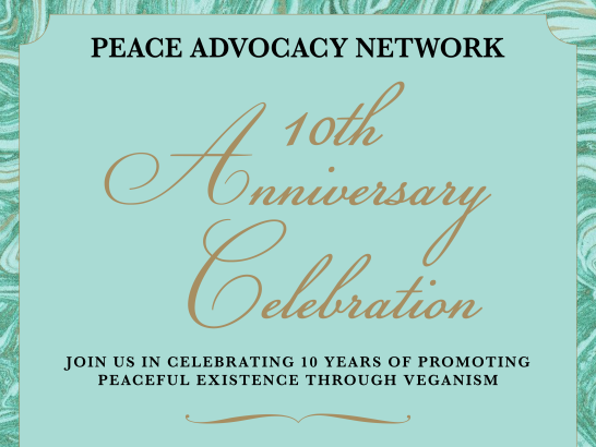PAN 10th Anniversary Celebration