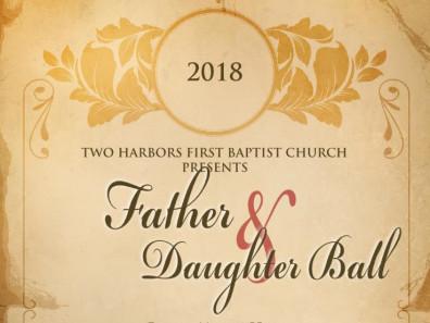 Father Daughter Ball Event tickets - First Baptist Church