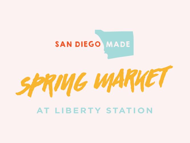 San Diego Made Spring Market Event tickets - San Diego Made