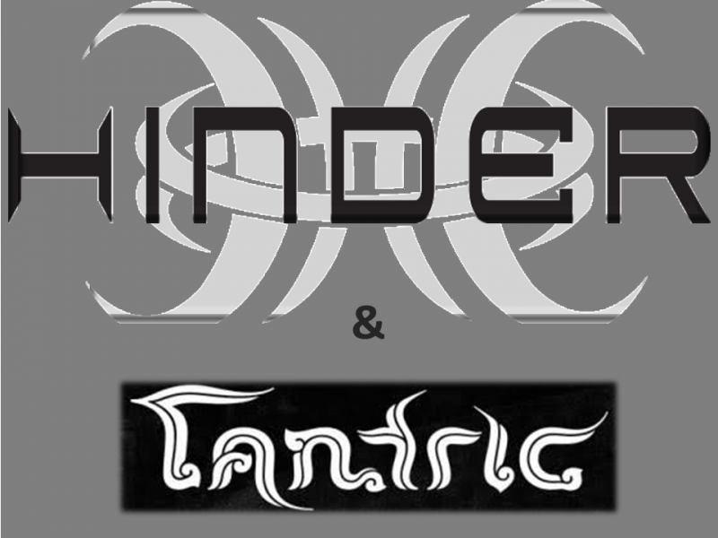 Hinder & Tantric - Daphne Civic Center