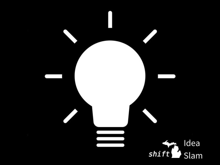 ShiftMich Idea Slam Event tickets - SAGA Educators