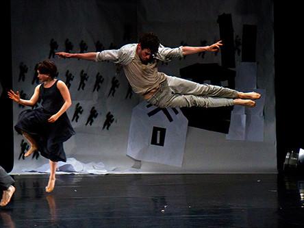 Attic Projects Event tickets - Kaatsbaan International Dance Center