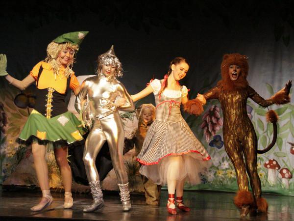 Weehawken Dance's The Wizard of Oz