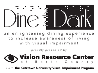 Dine in the Dark 2018 Event tickets - VRC of Berks County