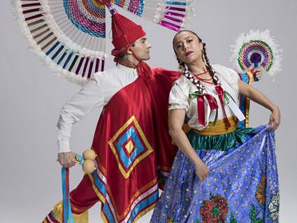 Calpulli Mexican Dance Company Event tickets - Kaatsbaan International Dance Center