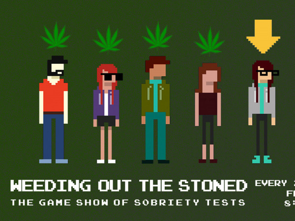 Weeding Out The Stoned tickets - Good Good Comedy Theatre