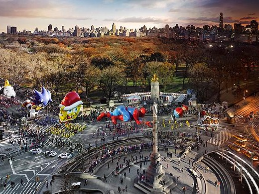 HallMarc Thanksgiving Day Parade Brunch Event tickets - Benchmarc Events