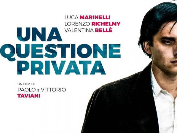 Una questione privata (feStivale 2018) tickets - San Diego Italian Film Festival
