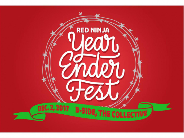 Red Ninja Year Ender Fest 2017 Event tickets - Red Ninja Productions